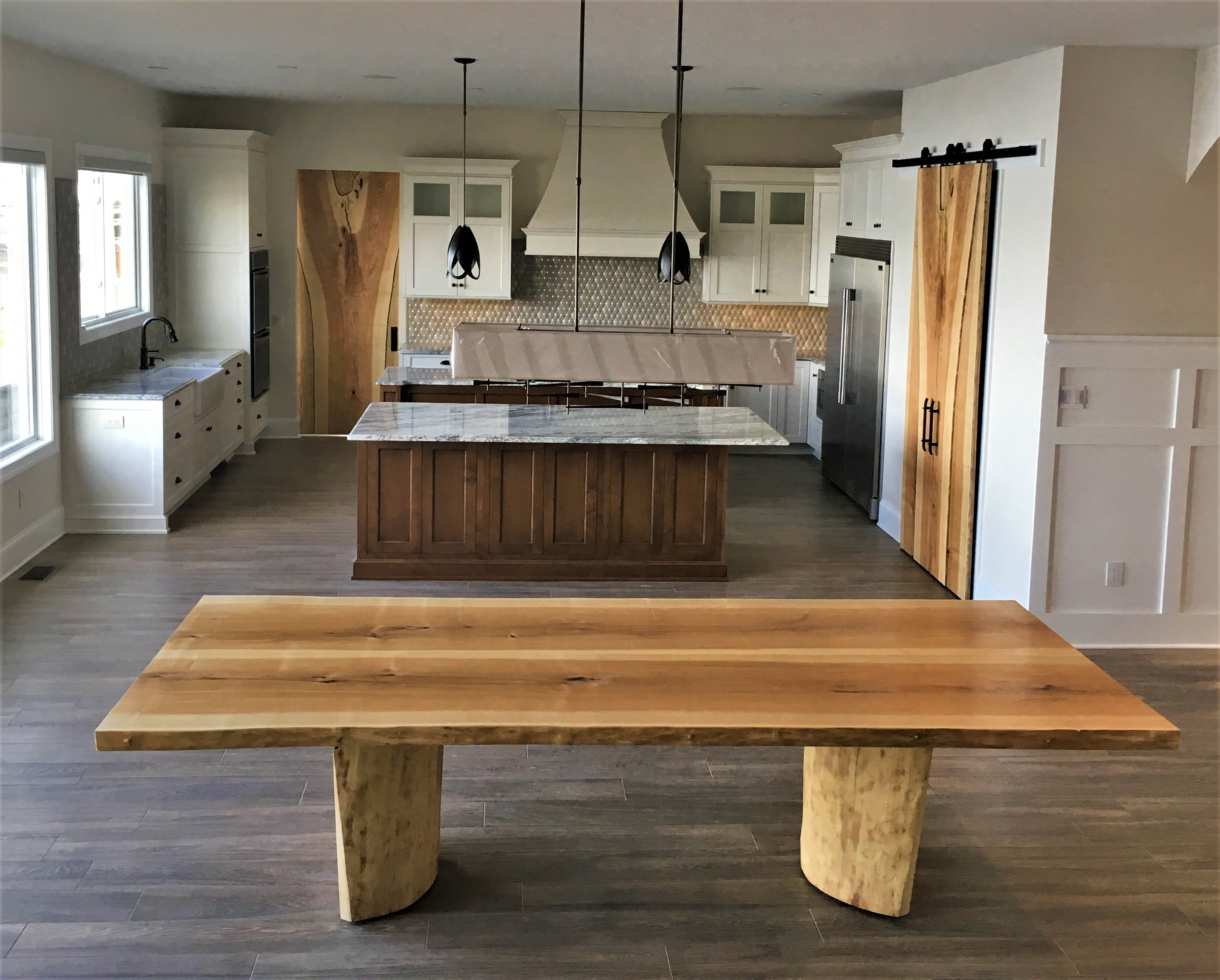 Wondrous Ash Dining Table And Doors Grand Wood Download Free Architecture Designs Rallybritishbridgeorg